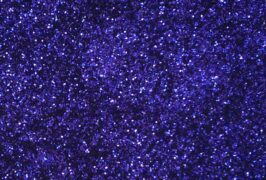 "Midnight Blue .008"" Glitter"