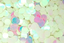 8mm Sequin Discs
